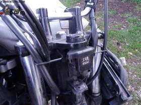 Yamaha 900 TDM 2007 accidentée (épave) - RSV / VEI