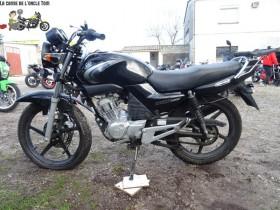 Yamaha YBR 125 2009 - Moto accidentée Yamaha - RSV