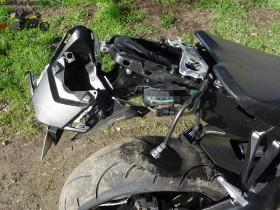 HONDA CBR 1000 RR de 2019 - Sportive accidenté