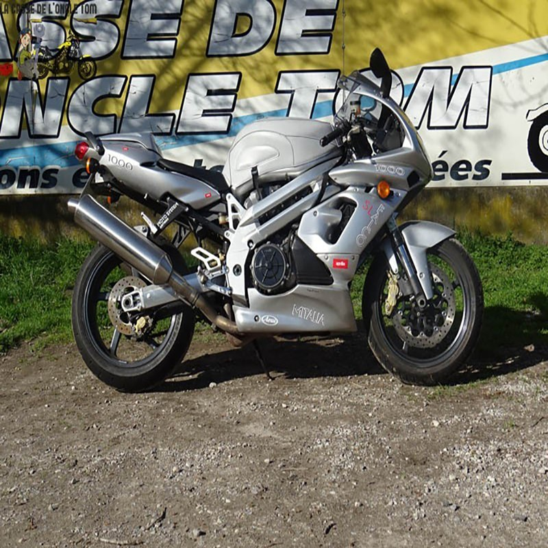 Cassetom -  APRILIA SL 1000 FALCO DE 2002 - Nos motos accidentées