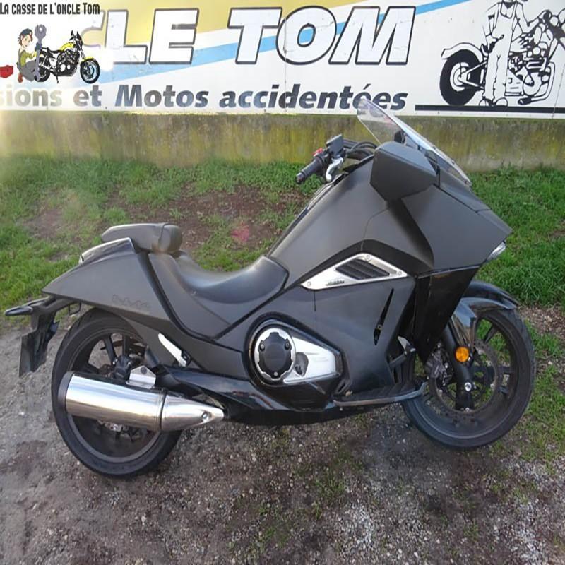 Cassetom -  Honda 750 Vultus 2015 - Nos scooters accidentés