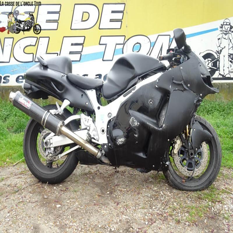 Cassetom -  SUZUKI GSXR1300 DE 2007 - Nos motos accidentées