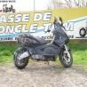 Cassetom -  GILERA GP800 DE 2009 - Nos scooters accidentés