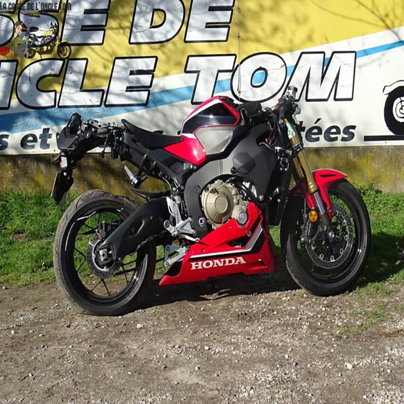 Cassetom -  HONDA CBR 1000 RR DE 2019 - Nos motos accidentées