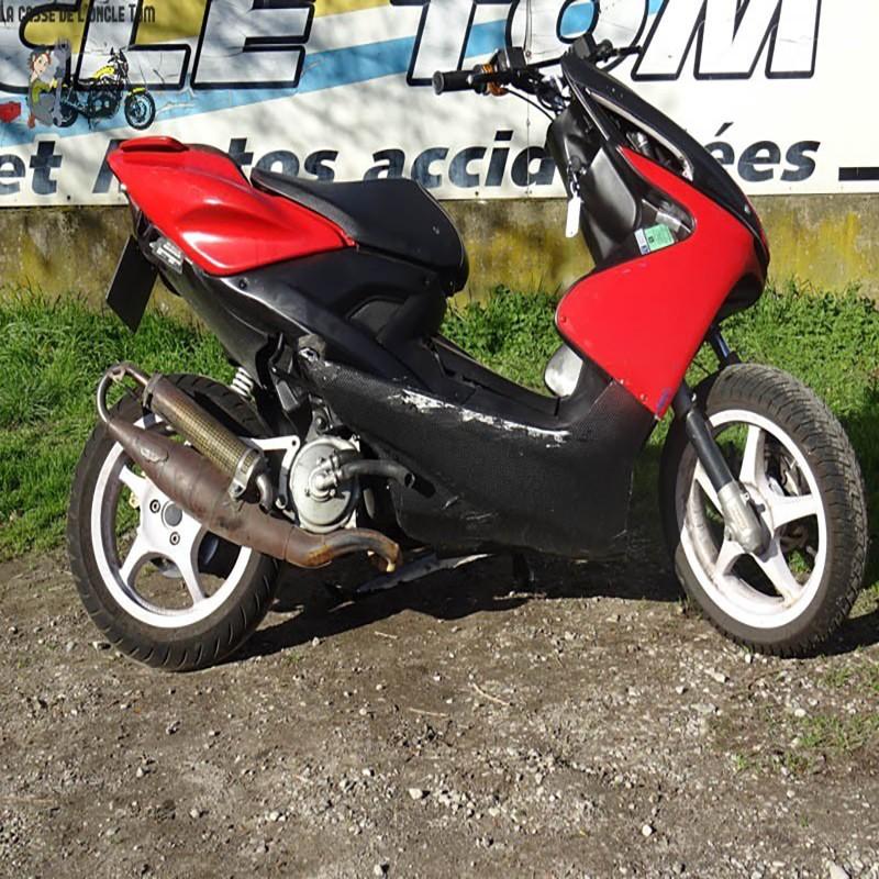 Cassetom -  MBK NITRO 50 DE 2010 - Nos scooters accidentés
