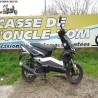 Cassetom -  EUROCKA JJ50QT DE 2017 - Nos scooters accidentés