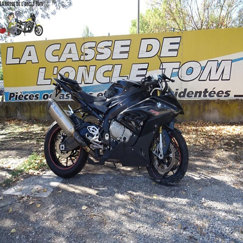 Cassetom -  BMW S1000 RR de 2015 - Nos motos accidentées