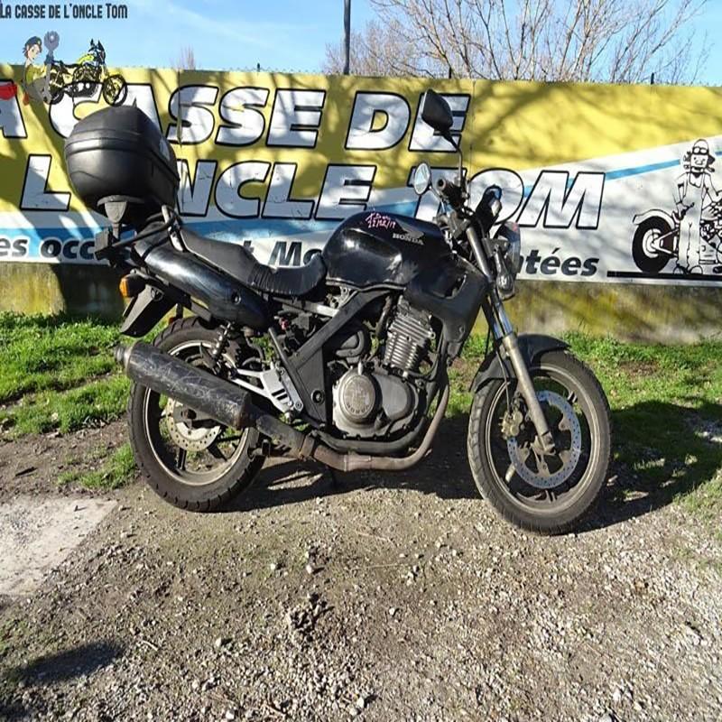 Cassetom -  HONDA 500 CB de 2002 - Nos motos accidentées
