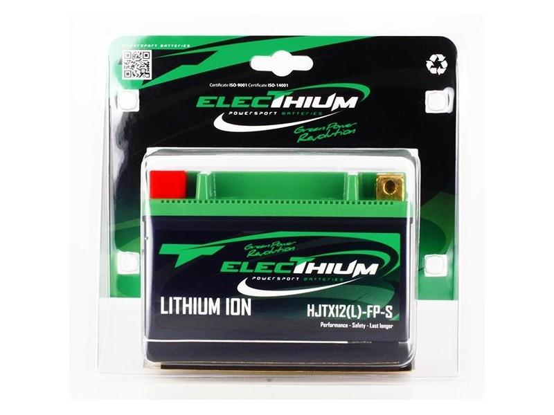 Batterie Lithium HJTX12LFP-S - YTX12-BS -   La casse de l'oncle Tom
