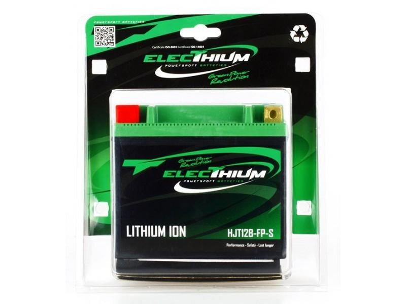 Batterie Lithium HJT12B-FP-S - YT12B-BS -   La casse de l'oncle Tom