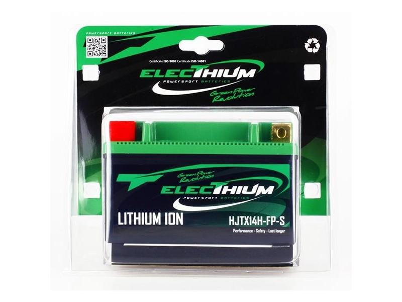Batterie Lithium HJTX14H-FP-S - YTX14-BS -   La casse de l'oncle Tom