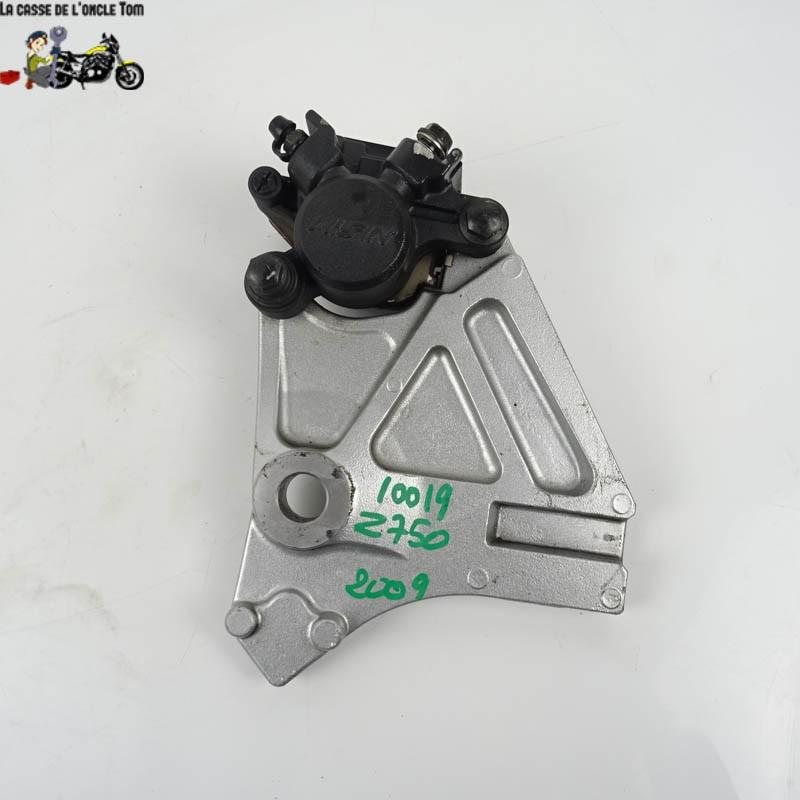 Etrier de frein arrière + support Kawasaki 750 Z750 2009 -  Cassetom - Nos pièces motos
