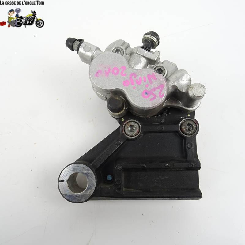 Etrier de frein arrière + support Kawasaki 250 NINJA 2010 -  Cassetom - Nos pièces motos