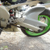 Cassetom -  Kawasaki 900 ZX-9R de  2001 - Nos motos accidentées