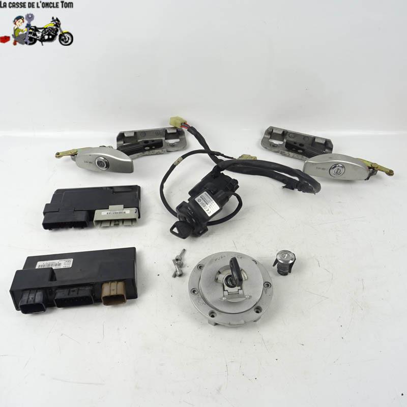Kit serrures codé Honda 1300 ST Pan European 2002 -  Cassetom - Nos pièces motos