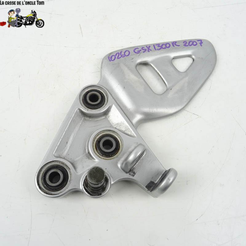 Platine avant gauche Suzuki 1300 GSX-R 2007 -  Cassetom - Nos pièces motos