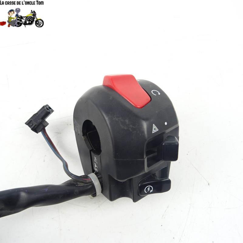 Commodo droit Suzuki 1300 GSX-R 2007 -  Cassetom - Nos pièces motos
