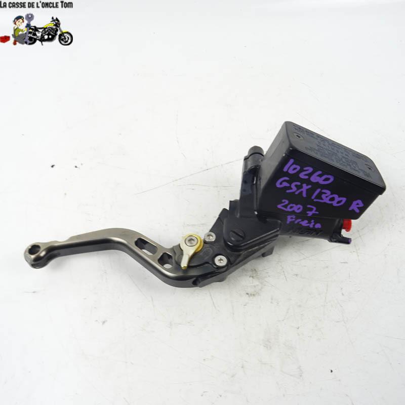 Maître cylindre de frein avant + levier Suzuki 1300 GSX-R 2007 -  Cassetom - Nos pièces motos