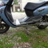 Cassetom -  MBK 50 OVETTO de  2011 - Nos scooters accidentés