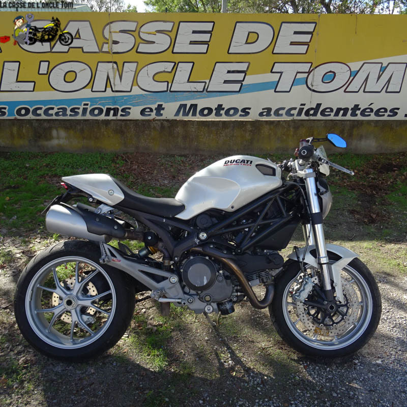 Cassetom -  Ducati 1100 MONSTER ABS de  2010 - Nos motos accidentées