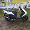Cassetom -  Sym 50 ORBIT II de  2020 - Nos scooters accidentés