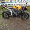 Cassetom -  Honda 600 CBR600RR de  2008 - Nos motos accidentées