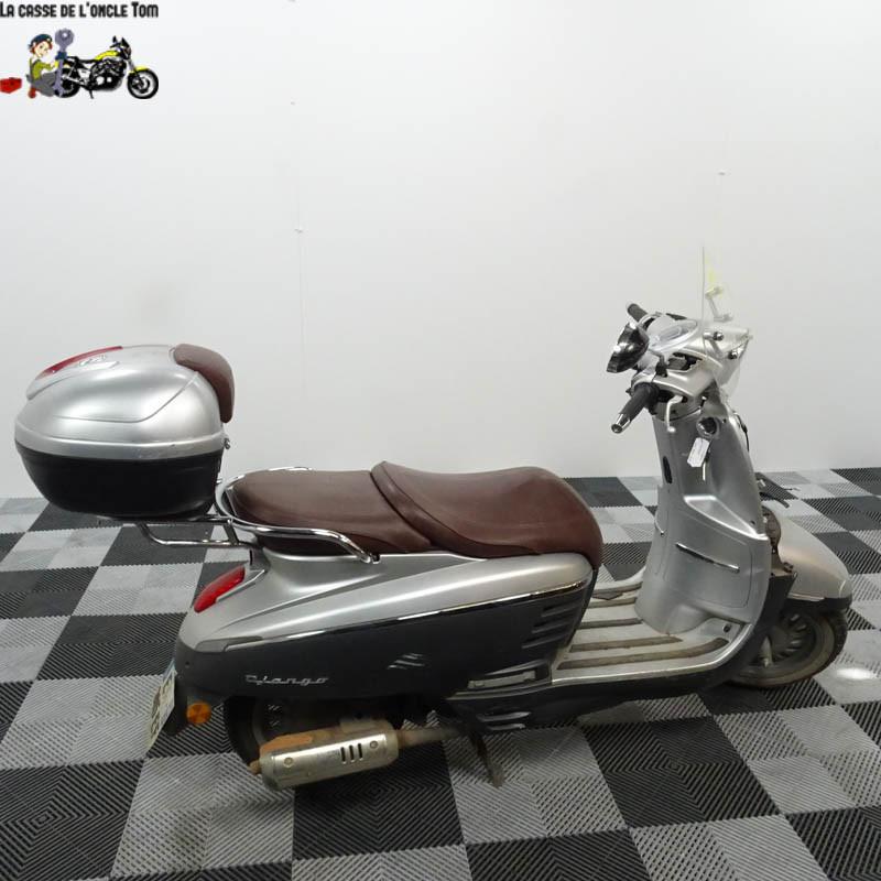 Cassetom -  Peugeot 50 DJANGO de  2017 - Nos scooters accidentés
