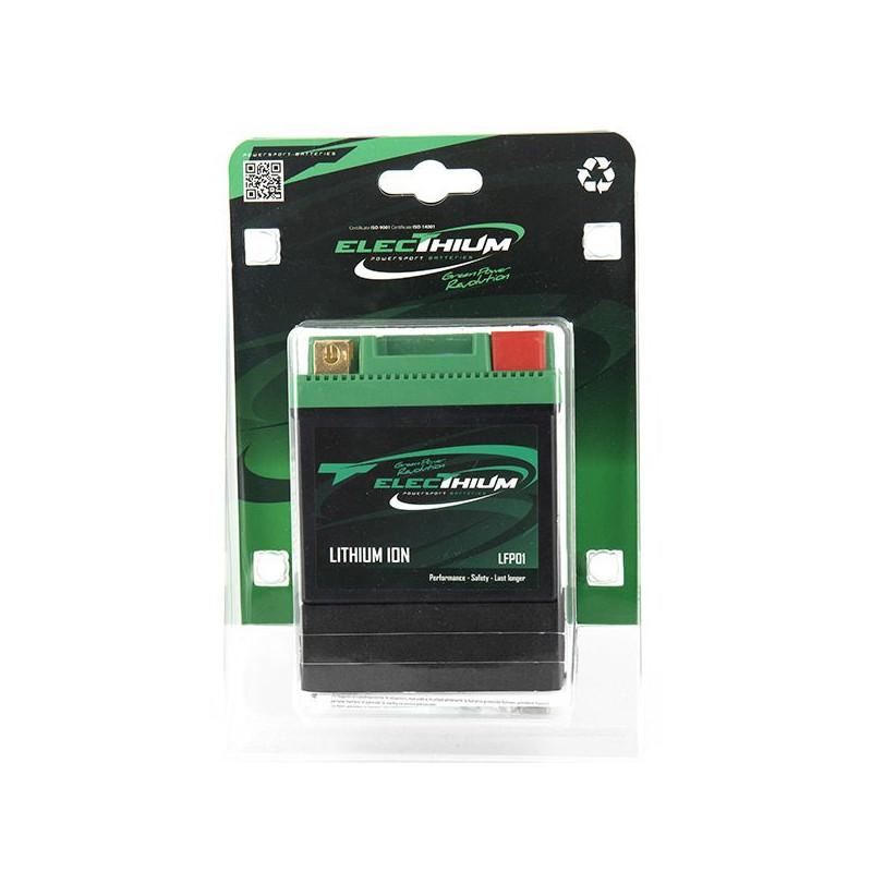 Electhium - Batterie Lithium LFP01