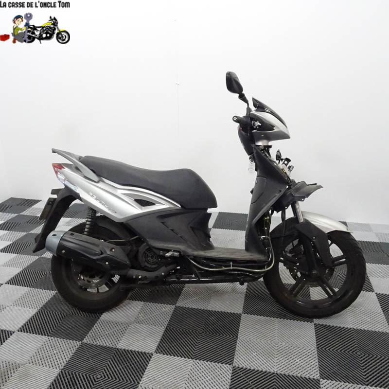 Cassetom -  Kymco 125 AGILITY de  2018 - Nos scooters accidentés