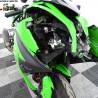 Cassetom -  Kawasaki 300 NINJA 300 de  2014 - Nos motos accidentées