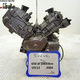 Moteur  Suzuki 650 V-strom...