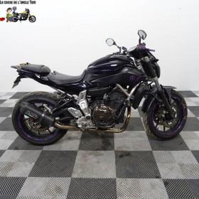 Yamaha 700 MT-07 de  2014