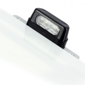 Eclairage de Plaque 4 LED -...