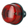 Feu Arriere Rond O50mm Ampoule 12V 10W