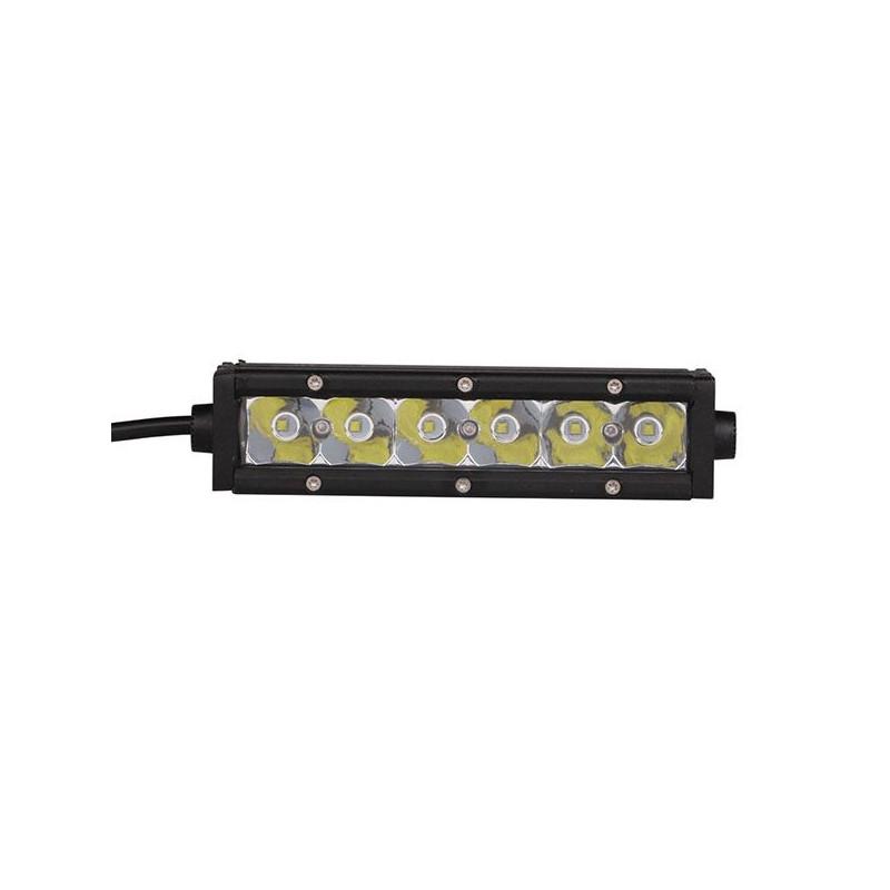 Projecteur Quad 6 LED 30W 3D 2100 Lum, Cree Leds, CE Rohs