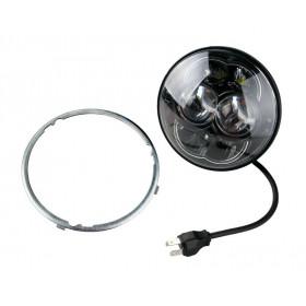 Projecteur Rond 8 LED...