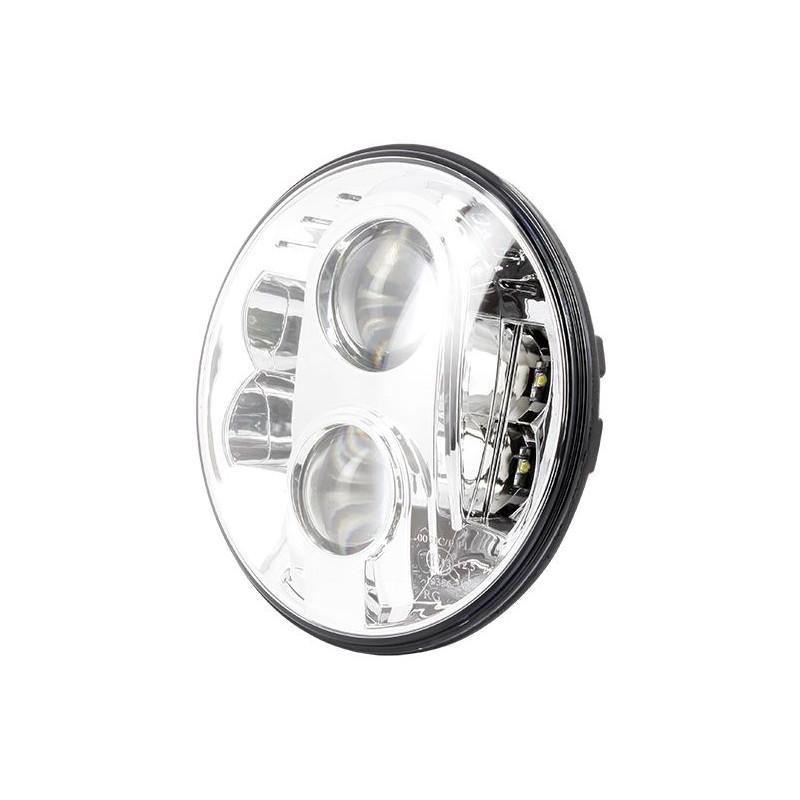 Projecteur Rond 8 LED 28/36W 3000/3800Lum Dim: O 175 x 108mm