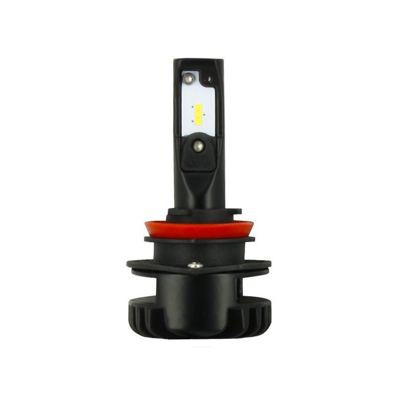 Ampoule H11 LED + Ballast - 16W/2200 Lumens Code