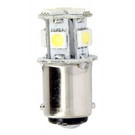 Ampoules S25 - 8 Leds Culot...