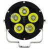 Projecteur Rond 5 LED 50 W 5 Pieces de 10W