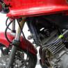 Cassetom -  Yamaha 850 TDM de  1991 - Nos motos accidentées