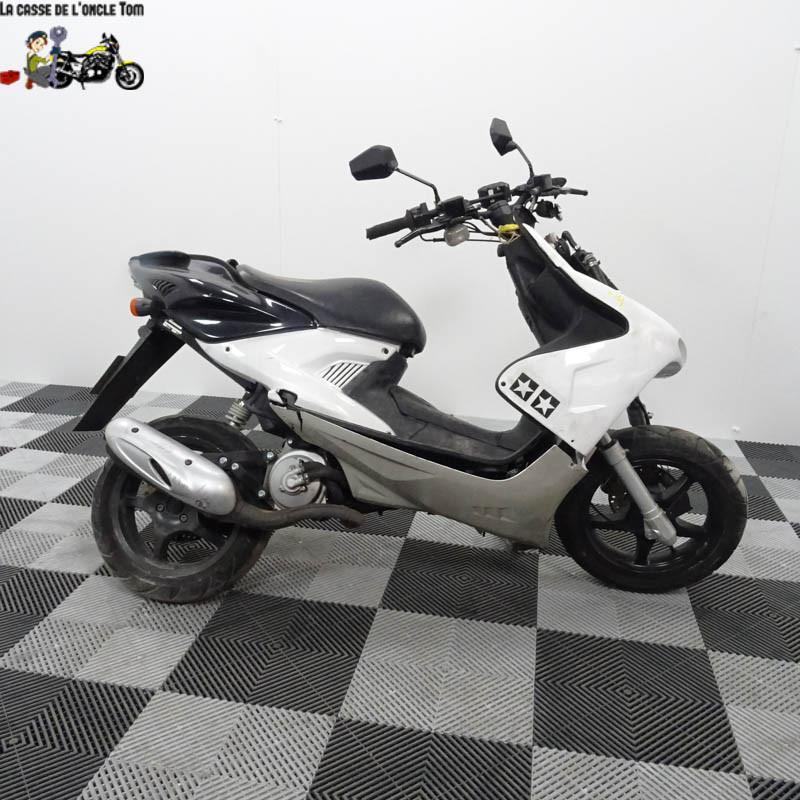 Cassetom -  MBK 50 NITRO de  2011 - Nos scooters accidentés