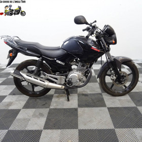 Yamaha  YBR125 de  2013
