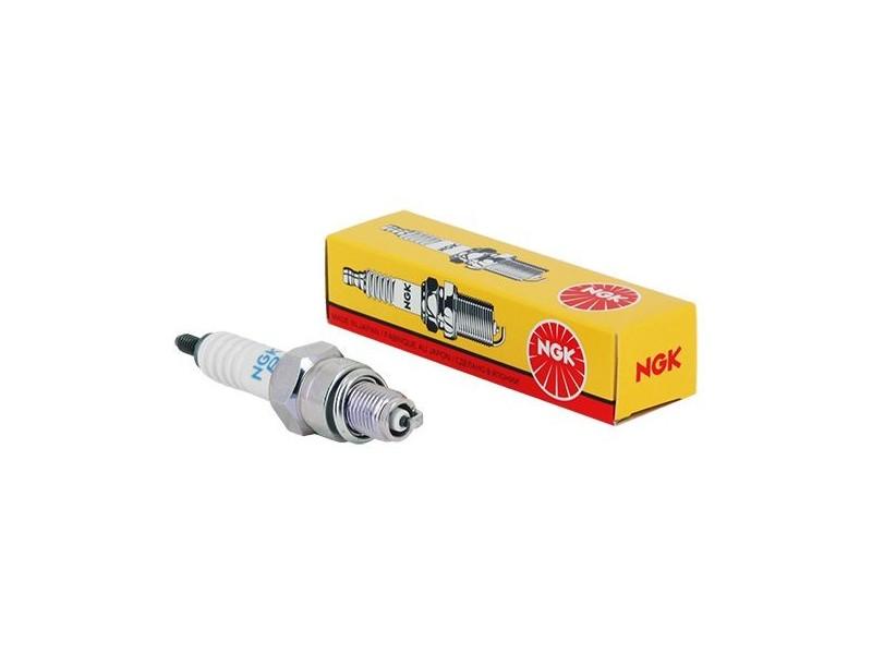 Bougie dallumage B5HS OE14mm Longueur Culot: 12.7mm Electrode Centrale En Cuivre - Olive Demontable -   La casse de l'oncle Tom