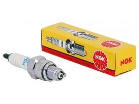 Bougie dallumage B6ES OE14mm Longueur Culot: 19mm Electrode Centrale En Cuivre - Olive Demontable -   La casse de l'oncle Tom