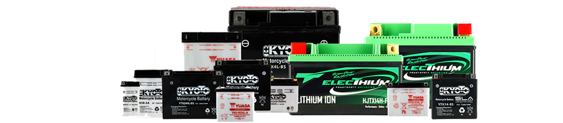 Batterie et Bougie